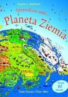 Planeta Ziemia. Książka z okienkami
