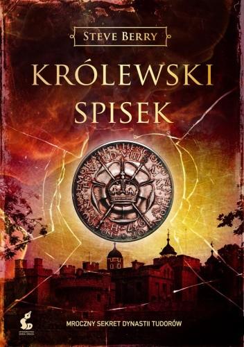 Okładka książki Królewski spisek