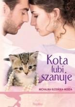Okładka książki Kota lubi szanuje