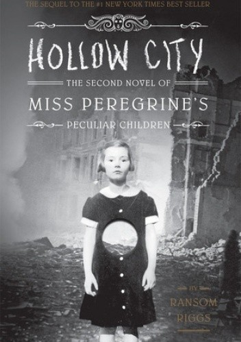 Okładka książki Hollow City