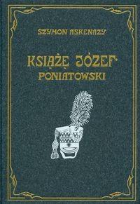 Okładka książki Książę Józef Poniatowski
