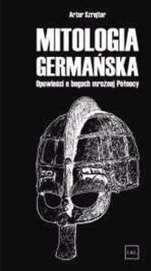 Okładka książki Mitologia germańska