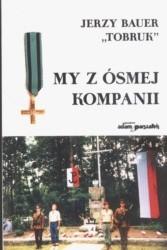 Okładka książki My z ósmej kompanii