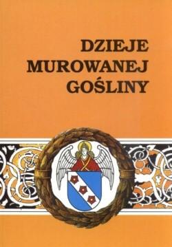 Okładka książki Dzieje Murowanej Gośliny