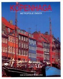 Okładka książki Kopenhaga Metropolie świata