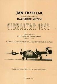 Okładka książki Gibraltar 1943