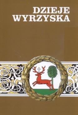 Okładka książki Dzieje Wyrzyska