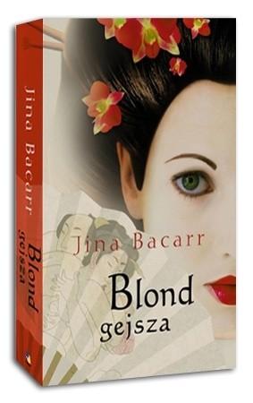 Okładka książki Blond Gejsza
