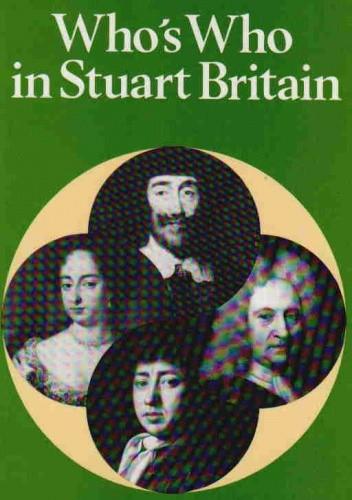 Okładka książki Who's Who in Stuart Britain