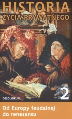 Okładka książki Od Europy feudalnej do renesansu