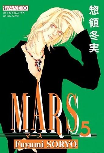 Okładka książki Mars 5