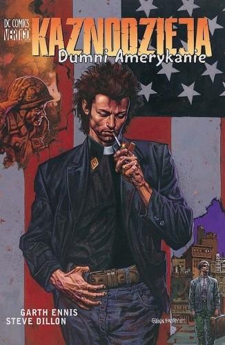 Okładka książki Kaznodzieja: Dumni Amerykanie