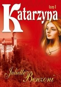 Okładka książki Katarzyna 1