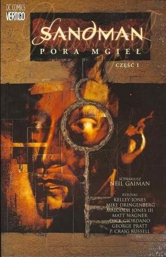 Okładka książki Sandman: Pora mgieł, cz.1