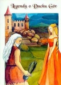Okładka książki Legendy o Duchu Gór