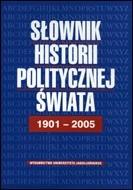 Okładka książki Słownik historii politycznej świata 1901-2005