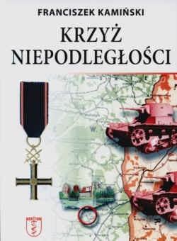 Okładka książki Krzyż niepodległości
