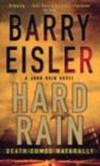 Okładka książki Hard Rain