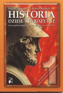 Okładka książki Historia 1. Dzieje starożytne. Część 1
