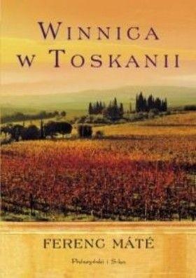 Okładka książki Winnica w Toskanii