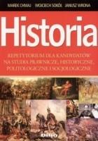 Historia. Repetytorium dla kandydatów na studia prawnicze, historyczne, politologiczne i socjologiczne
