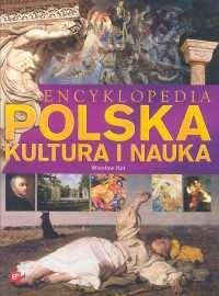 Okładka książki Encyklopedia Polska. Kultura i nauka