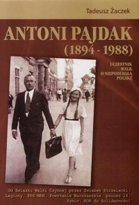 Okładka książki Antoni Pajdak (1894 - 1988)