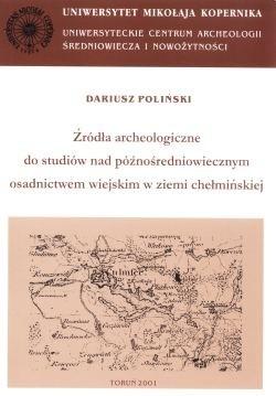 Okładka książki Archaeologia Historica Polona. Tom 11. Źródła archeologiczne do studiów...