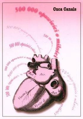 Okładka książki 500 000 opowieści o miłości