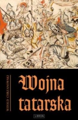 Okładka książki Wojna tatarska
