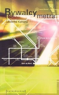 Okładka książki Bywalcy metra