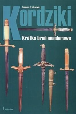 Okładka książki Kordziki. Krótka broń mundurowa