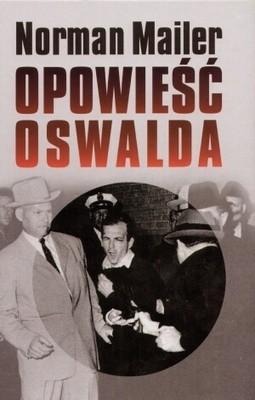 Okładka książki Opowieść Oswalda
