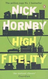 Okładka książki High Fidelity