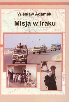 Okładka książki Misja w Iraku