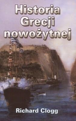 Okładka książki Historia Grecji nowożytnej