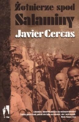 Okładka książki Żołnierze spod Salaminy