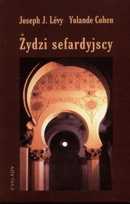 Okładka książki Żydzi sefardyjscy