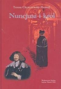 Okładka książki Nuncjusz i król