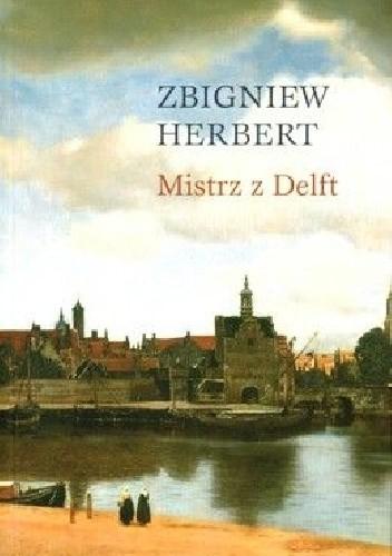 Okładka książki Mistrz z Delft