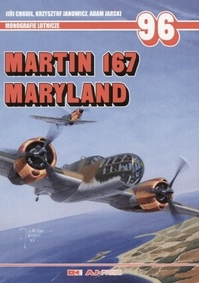 Okładka książki Martin 167 Maryland
