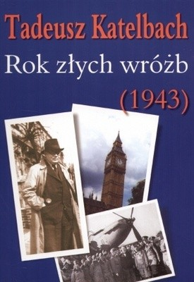 Okładka książki Rok złych wróżb (1943)