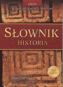 Okładka książki Słownik Historia