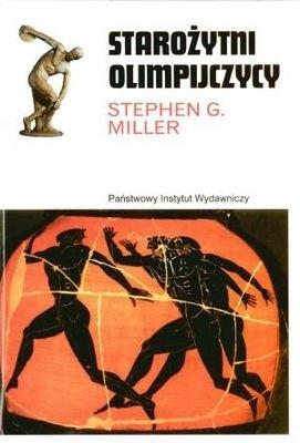 Okładka książki Starożytni olimpijczycy