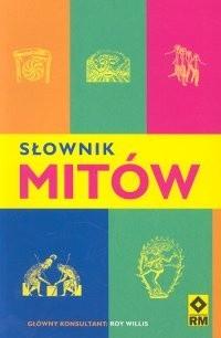 Okładka książki Słownik mitów