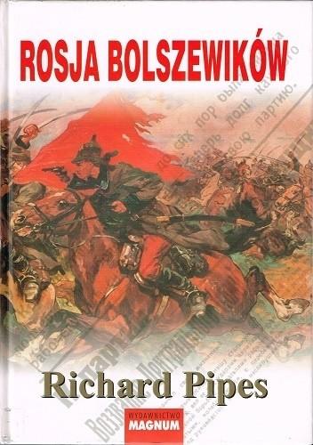 Okładka książki Rosja bolszewików