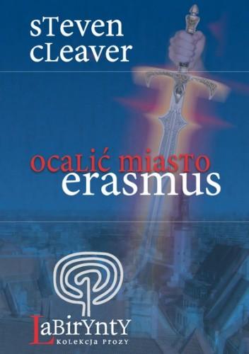 Okładka książki Ocalić miasto Erasmus