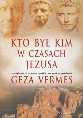 Okładka książki Kto był kim w czasach Jezusa