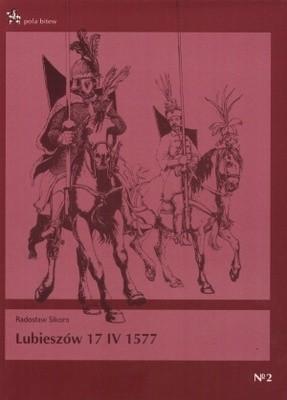 Okładka książki Lubieszów 17 IV 1577