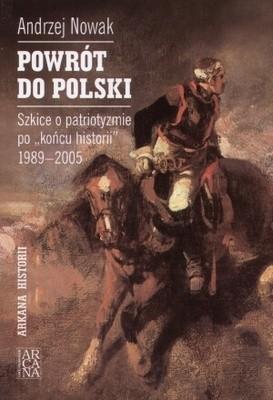 Okładka książki Powrót do Polski